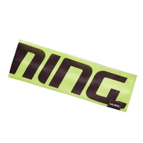 SALMING HEADBAND SAFETY YELLOW