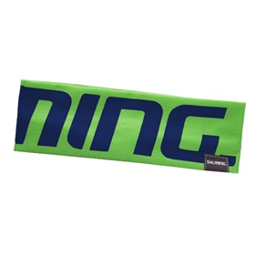 SALMING HEADBAND GECKO GREEN