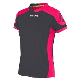 STANNO CAMPIONE SHIRT WN´S ANTHRACITE-PINK L