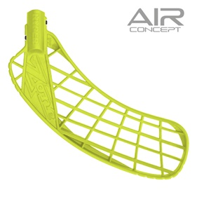 ZONE HYPER AIR SOFT FEEL NEON YELLOW, MEDIUM RIGHT