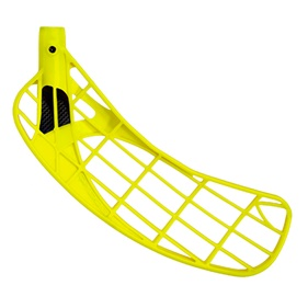 OXDOG DELTA CARBON YELLOW, NORMAL LEFT