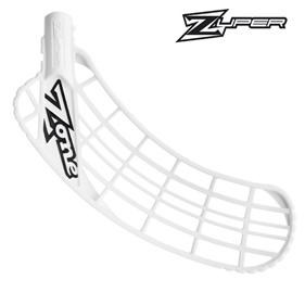 ZONE ZUPER WHITE HARD LEFT