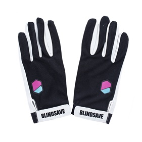BLINDSAVE GOALIE GLOVES BLACK L