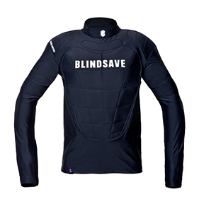 BLINDSAVE PROTECTION VEST LONG SLEEVE L
