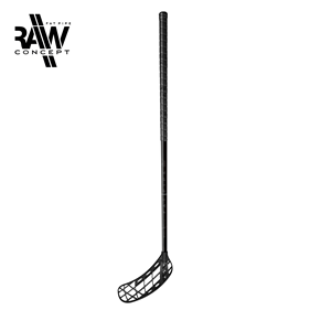 FATPIPE RAW CONCEPT 27 ALL BLACK BONE 101CM LEFT