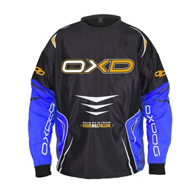 OXDOG GATE GOALIE SHIRT BLACK S