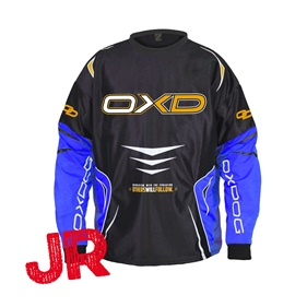 OXDOG GATE GOALIE SHIRT JR BLACK 150/160 CL