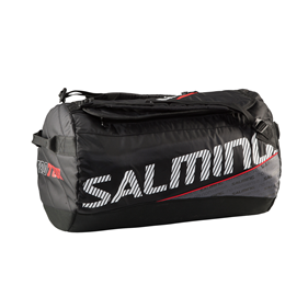 SALMING PRO TOUR DUFFEL BLACK/RED