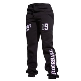 ASSIST STHLM SWEATPANTS BLACK L