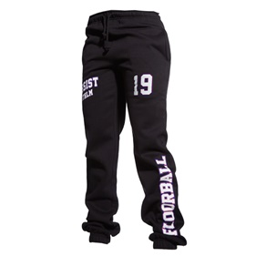 ASSIST STHLM SWEATPANTS BLACK 140 CL