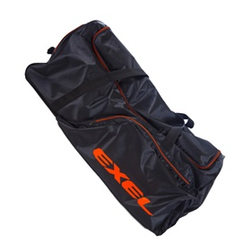 EXEL EQUIPMENT WHEEL BAG BLACK/NEON ORANGE