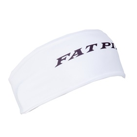 FATPIPE DOLLY - HEADBAND WHITE