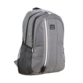FATPIPE OTIS BACKPACK WITH LED LIGHTS GREY