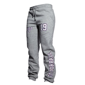 ASSIST STHLM SWEATPANTS GREY 140 CL