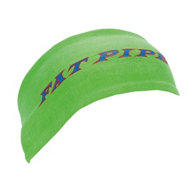 FATPIPE BETTY - HEADBAND GREEN
