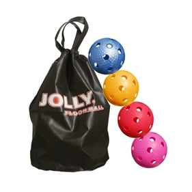 JOLLY OPTIMUS BLÅ METALLIC MATCHBOLL 50-PACK