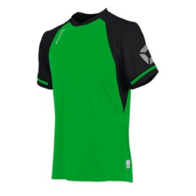 STANNO LIGA SHIRT GREEN-BLACK L