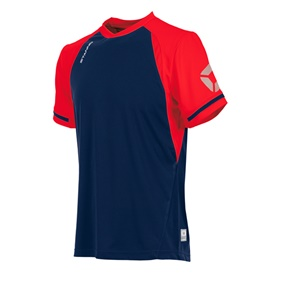 STANNO LIGA SHIRT NAVY-RED L
