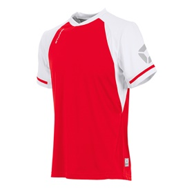 STANNO LIGA SHIRT RED-WHITE L