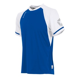 STANNO LIGA SHIRT ROYAL-WHITE L
