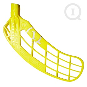 SALMING Q1 FLUOYELLOW, MEDIUM LEFT
