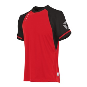 STANNO LIGA SHIRT RED-BLACK L