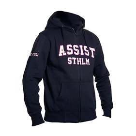ASSIST STHLM HOOD BLACK L