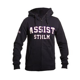 ASSIST STHLM HOOD WN´S BLACK L