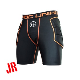 UNIHOC GOALIE SHORTS JR 150/170 CL