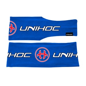 UNIHOC HEADBAND ARNOLD WIDE TAPERED BLUE