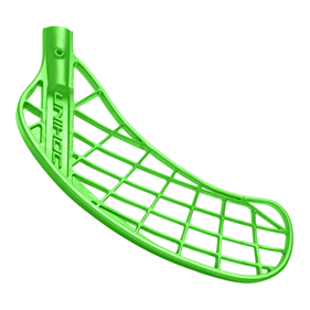 UNIHOC PLAYER GRASS GREEN, SOFT RIGHT