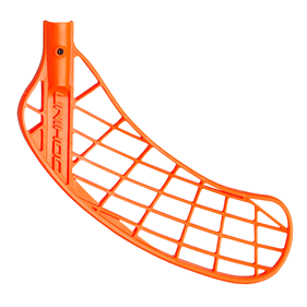 UNIHOC PLAYER NEON ORANGE, MEDIUM RIGHT