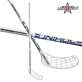 UNIHOC PLAYER+ STL 27 ASSIST ONLY 96CM LEFT