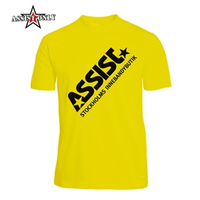 ASSIST FUNCTIONAL TEE 2.0 YELLOW 120 CL
