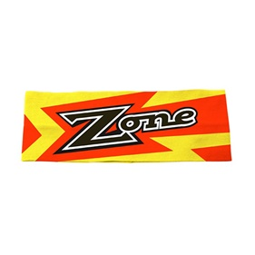 ZONE HEADBAND AUTOFIRE MID YELLOW/RED