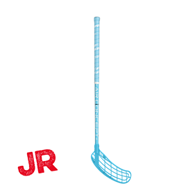 ZONE FORCE AIR JR 35 ICE BLUE 70CM RIGHT