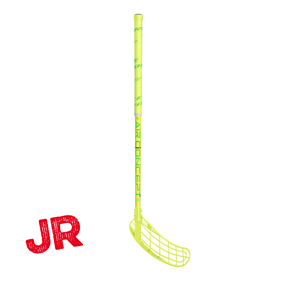ZONE FORCE AIR JR 35 NEON YELLOW 70CM LEFT