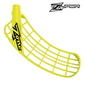 ZONE ZUPER AIR SOFT FEEL NEON YELLOW RIGHT