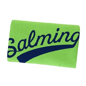SALMING WRISTBAND LONG GECKO GREEN/NAVY