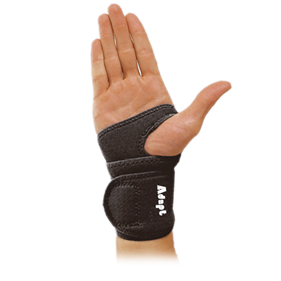 ADAPT WRIST SUPPORT WITH THUMB LOOP