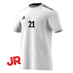 ADIDAS CONDIVO 18 JERSEY JR WHITE 116 CL