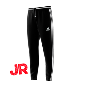 ADIDAS CONDIVO JR PANT BLACK 116 CL