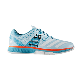 ADIDAS COUNTERBLAST WN´S FALCON ICE BLUE EUR 36 - 22 CM