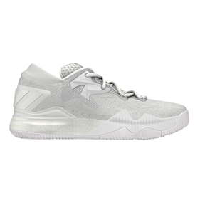 ADIDAS CRAZYLIGHT BOOST LOW MEN´S WHITE EUR 40 - 25 CM