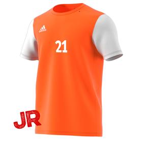 ADIDAS ESTRO 19 JR JERSEY ORANGE 116 CL