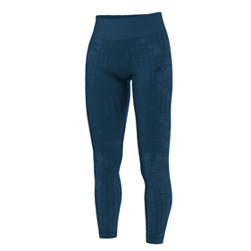ADIDAS LONG GRAPHIC TIGHTS TECH STEEL WN´S L