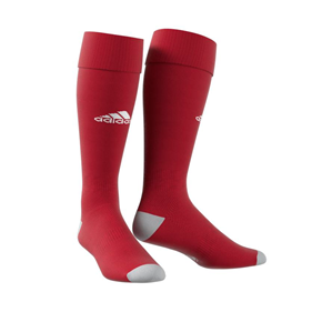 ADIDAS MILANO 16 SOCK POWER RED/WHITE EUR 27/30