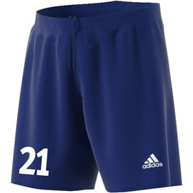 ADIDAS PARMA SHORTS DARK BLUE/WHITE L
