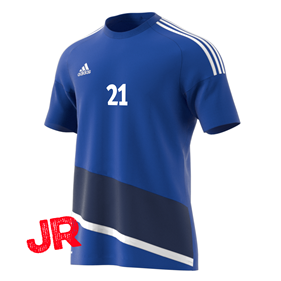 ADIDAS REGISTA 16 JSY JR BOLD BLUE/DARK BLUE 116 CL