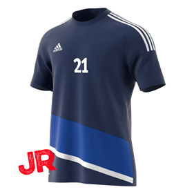 ADIDAS REGISTA 16 JSY JR DARK BLUE/BOLD BLUE 116 CL
